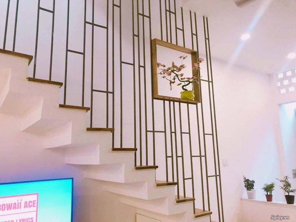 Bán nhà 1 trệt 3 lầu cực đẹp Linh Đông Thủ Đức giá 3 tỷ 8 - 5