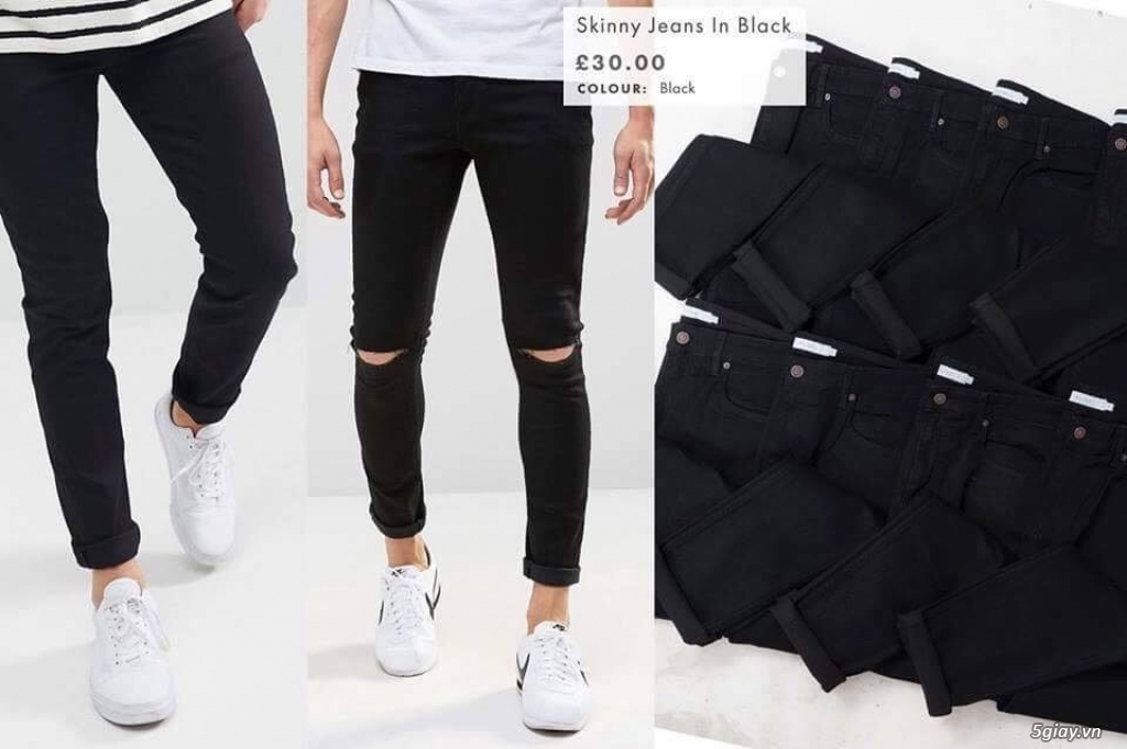 STORE285 - Thời trang VNXK: Áo thun, áo sơ mi,... đơn giản phù hợp mọi đối tượng giá chỉ 150k - 280k - 17