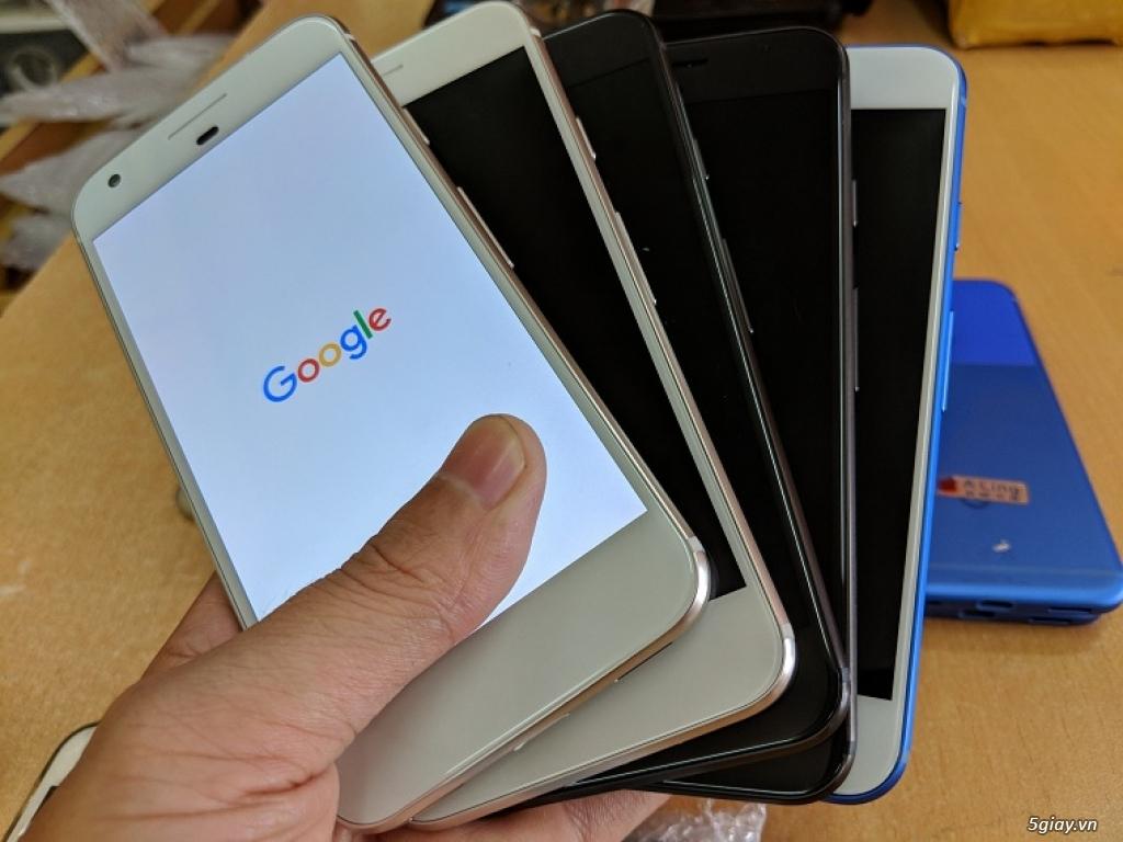 Hàng Hiếm: Google Pixel, Google Pixel XL Máy Zin 99% Nguyên Bản - 1