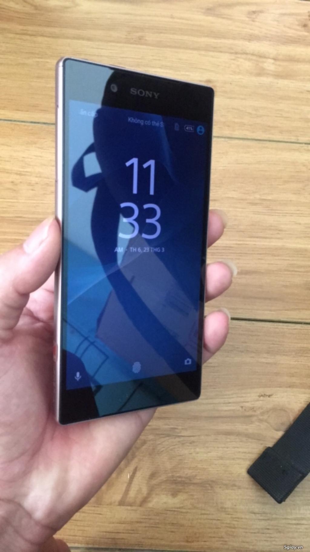 Sony Xperia Z5 Áp Suất Nguyên Zin Đẹp Keng - 1
