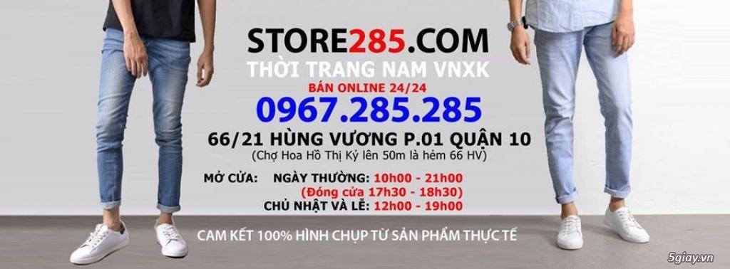 STORE285 - Thời trang VNXK: Áo thun, áo sơ mi,... đơn giản phù hợp mọi đối tượng giá chỉ 150k - 280k