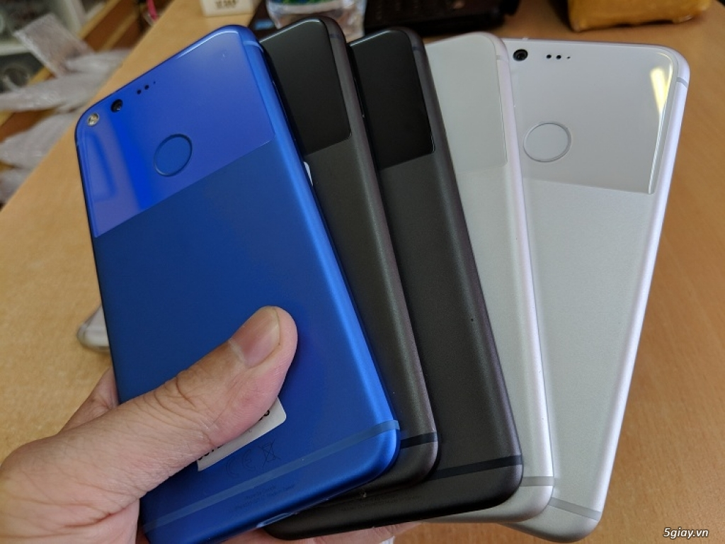 Hàng Hiếm: Google Pixel, Google Pixel XL Máy Zin 99% Nguyên Bản - 5
