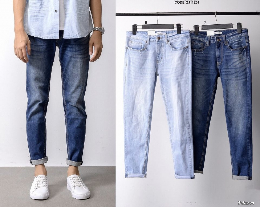STORE285 - Thời trang VNXK: Áo thun, áo sơ mi,... đơn giản phù hợp mọi đối tượng giá chỉ 150k - 280k - 9