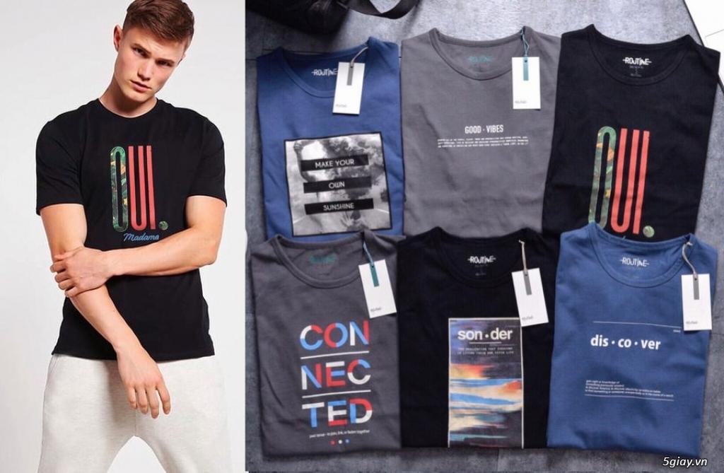 STORE285 - Thời trang VNXK: Áo thun, áo sơ mi,... đơn giản phù hợp mọi đối tượng giá chỉ 150k - 280k - 15