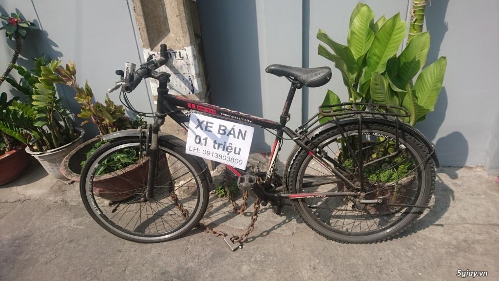 Bán xe đạp đua còn 70% chất lượng, 1 triệu đồng