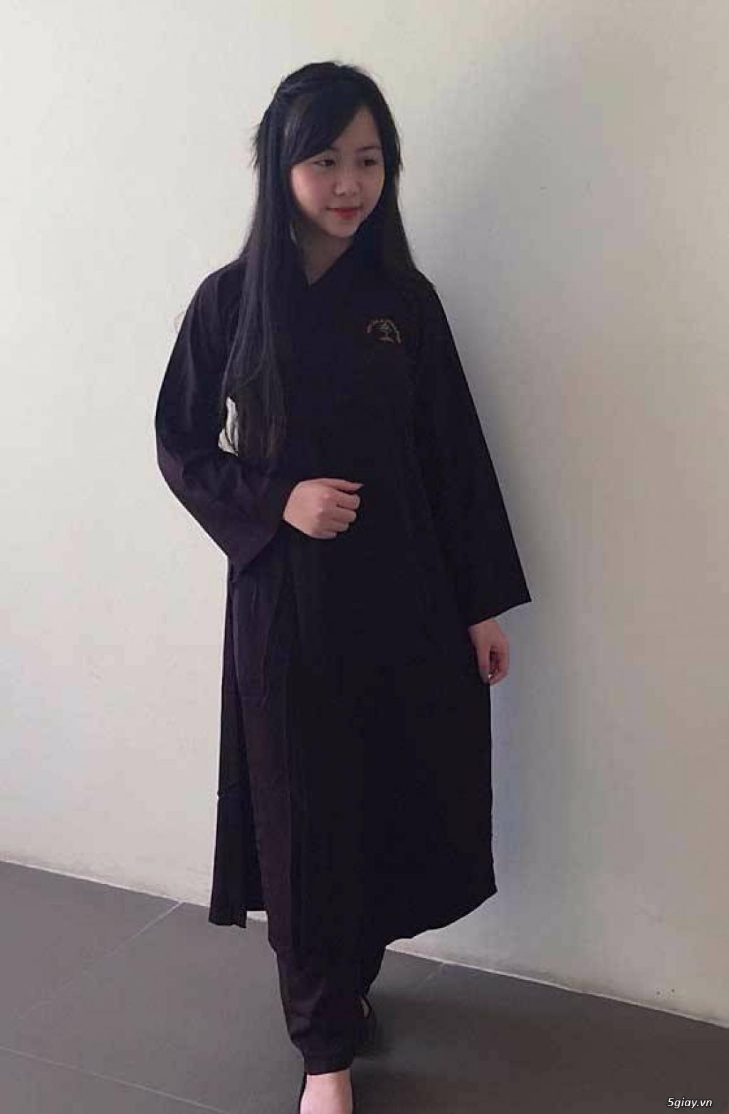Quần áo phật tử - Áo Lam đi Chùa - 27