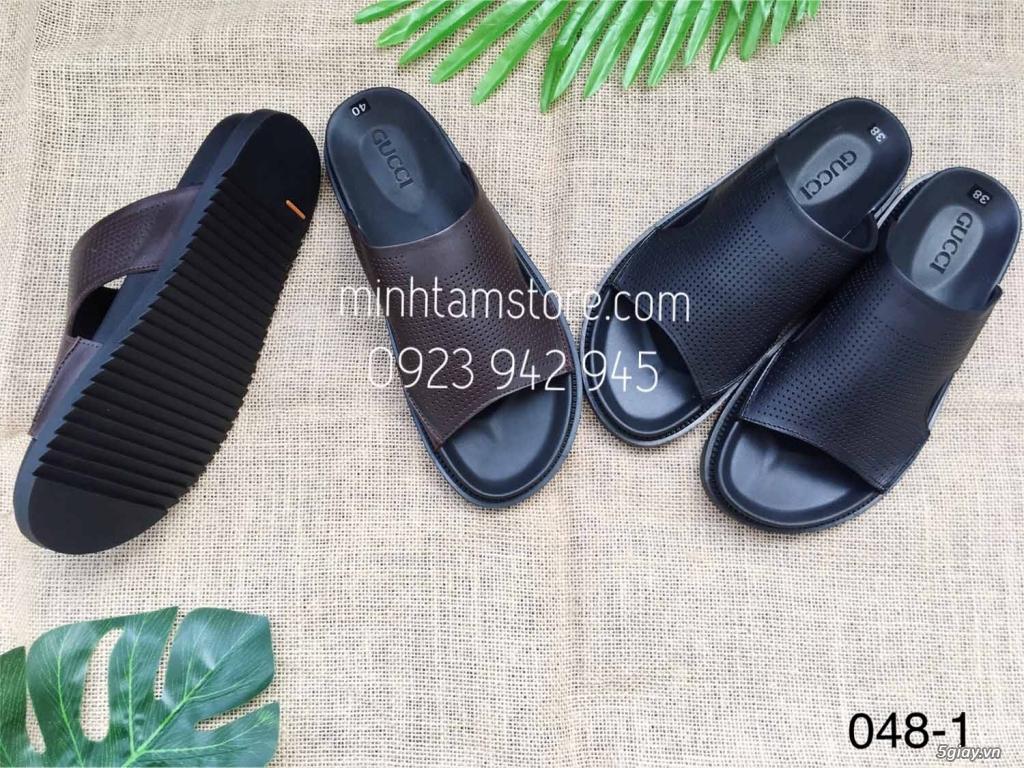 Giày dép nam thơi trang: Hermes, lacoste, adidas, prada....... - 6