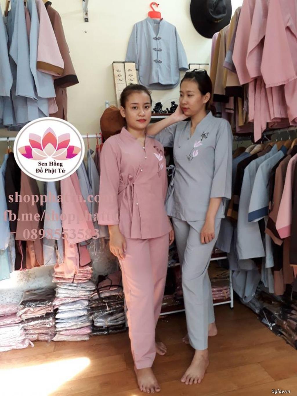 Quần áo phật tử - Áo Lam đi Chùa - 15