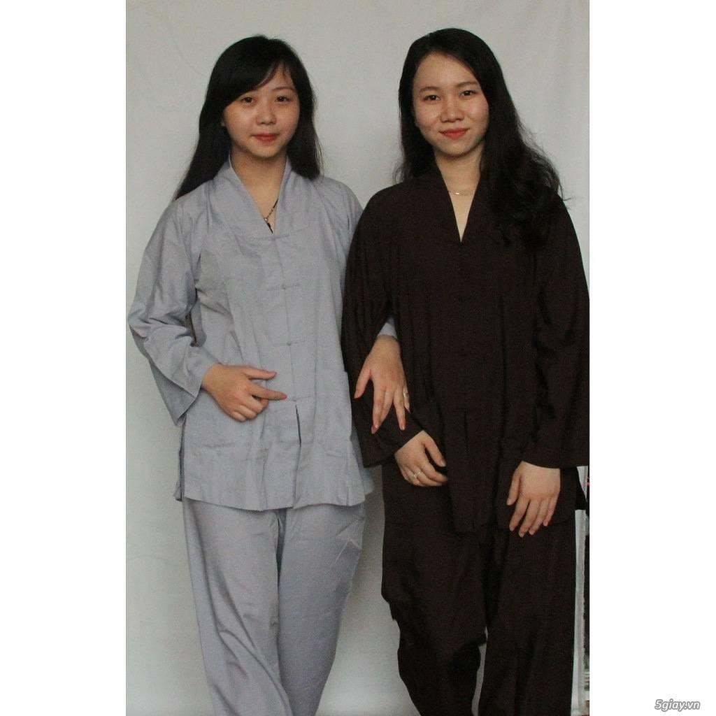 Quần áo phật tử - Áo Lam đi Chùa - 25