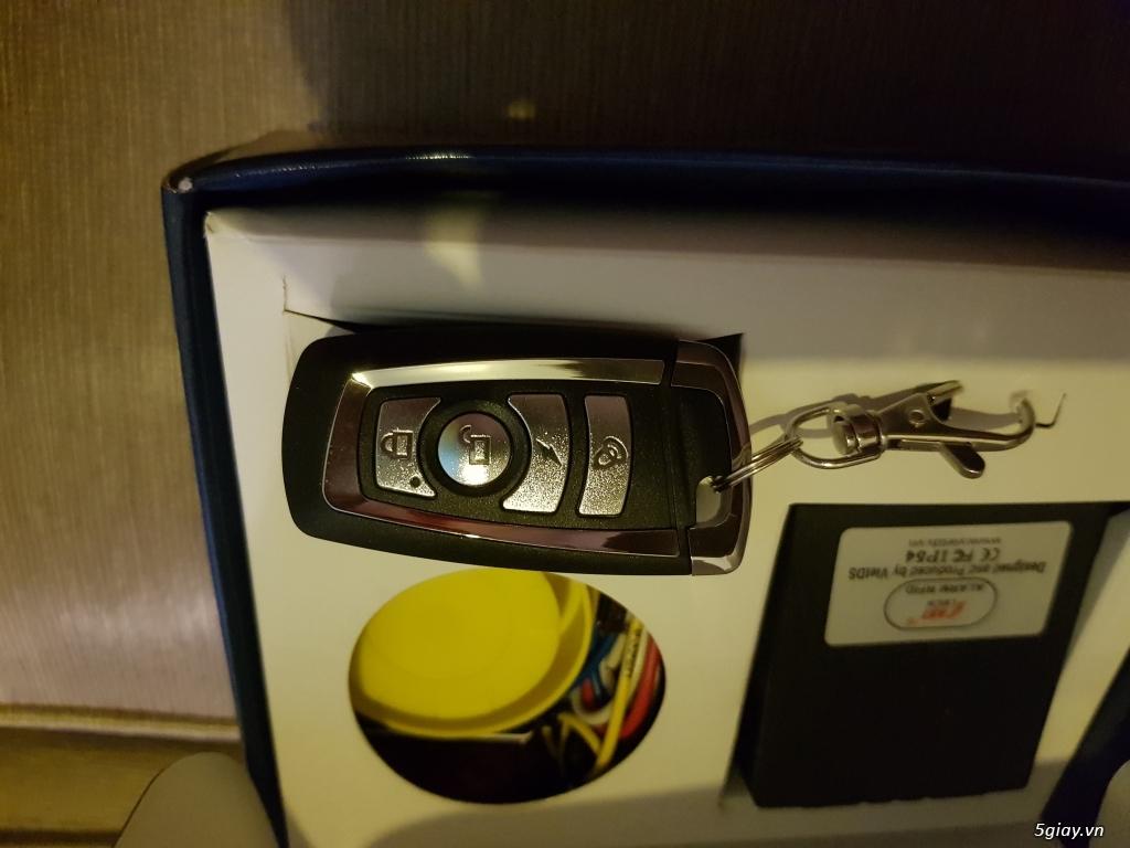 Fast Lock Plus tự nhận xe . tìm xe trong bãi 50m . chống cướp - 3