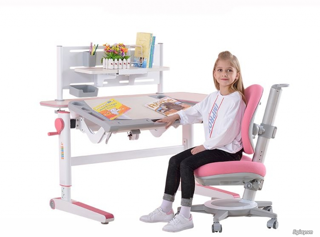 Bộ bàn ghế thông minh chống gù chống cận  nhập khẩu hãng Igrow
