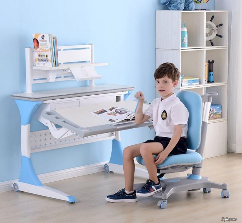 Bộ bàn ghế thông minh chống gù chống cận  nhập khẩu hãng Igrow - 1