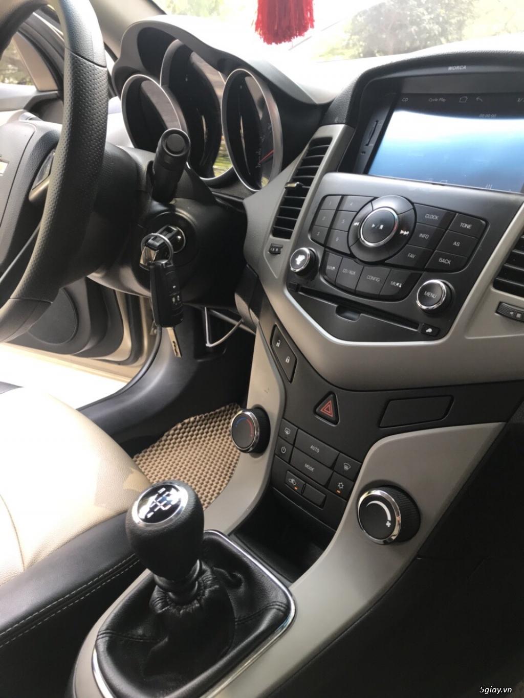Bán Chevrolet Cruze LS 2015 màu VÀNG cát cực đẹp - 7