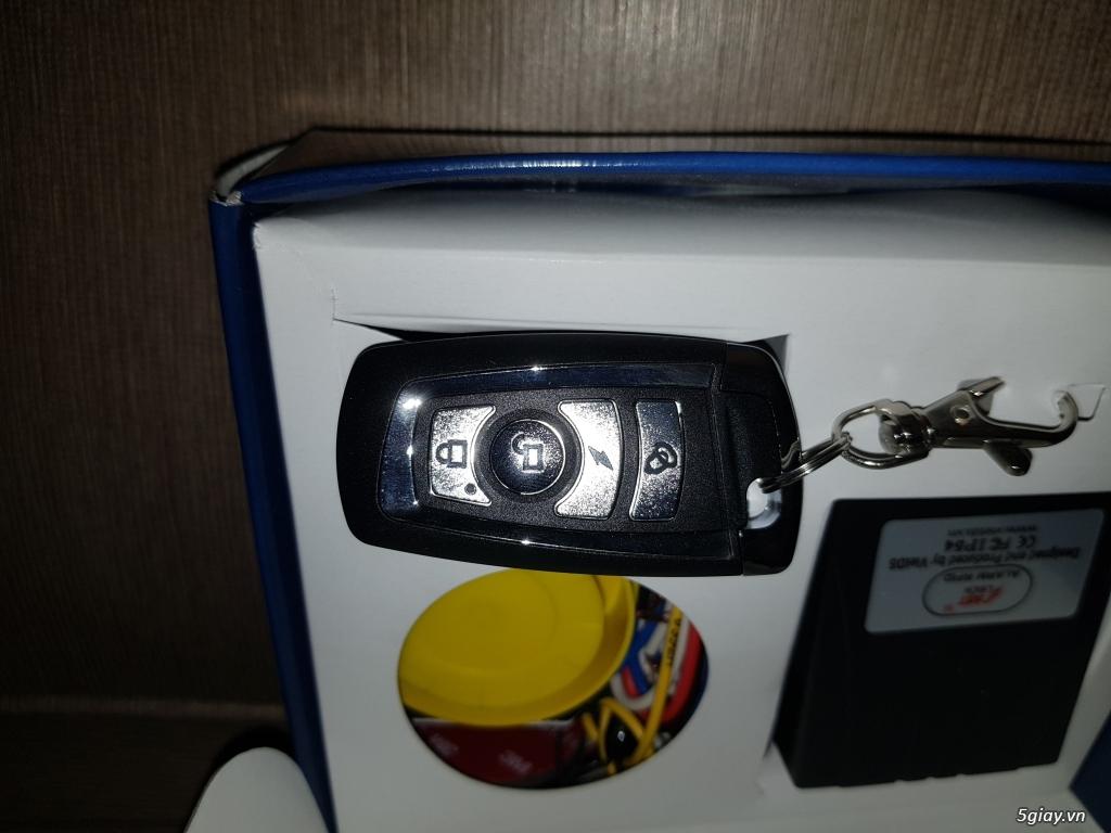 Fast Lock Plus tự nhận xe . tìm xe trong bãi 50m . chống cướp - 2