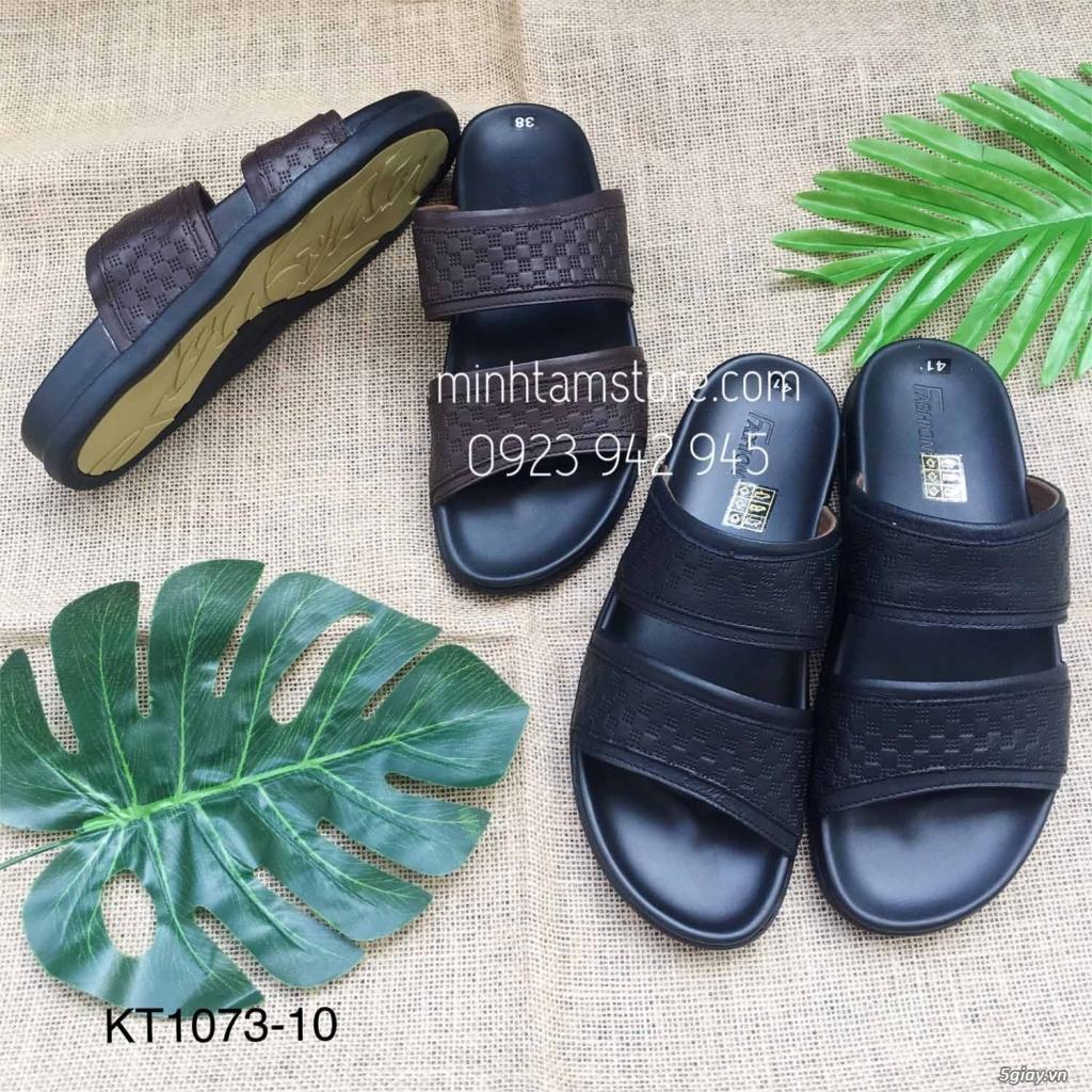 Giày dép nam thơi trang: Hermes, lacoste, adidas, prada....... - 5