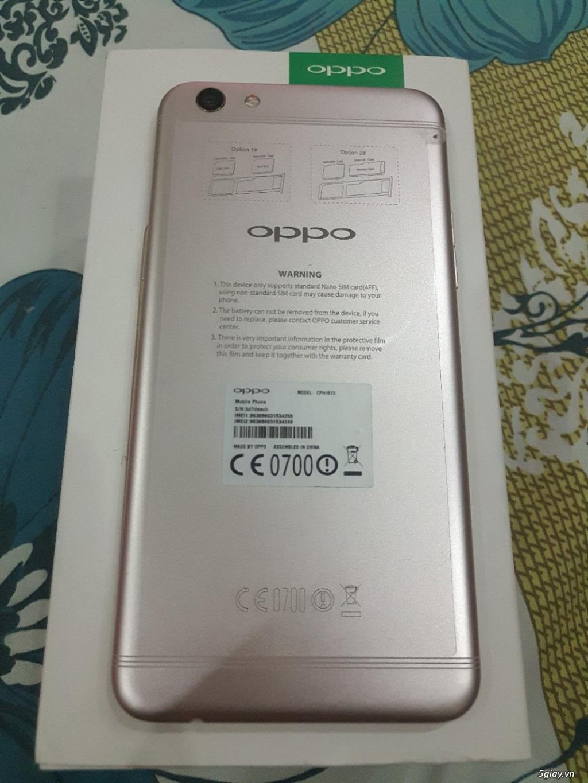 Oppo F3 Plus like new 99.99% hàng chính hãng Oppo VN BH 11 tháng - 6