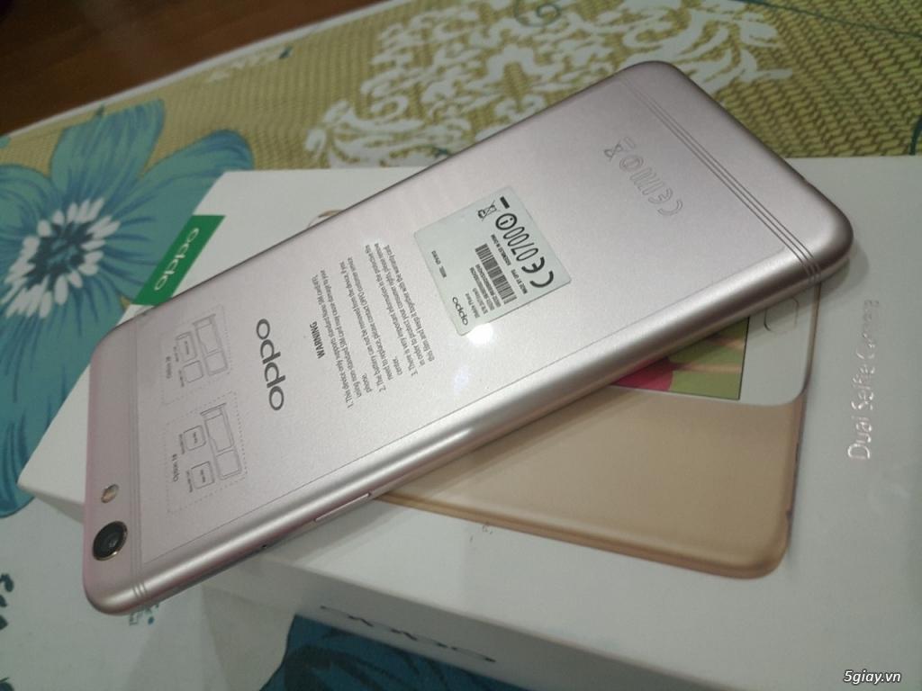 Oppo F3 Plus like new 99.99% hàng chính hãng Oppo VN BH 11 tháng - 8