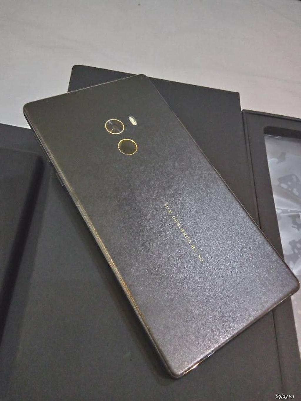 Xiaomi Mi Mix 1 bản Vip nhất 6gb Ram, 256 Gb bộ nhớ,mới 99%, fullbox - 4