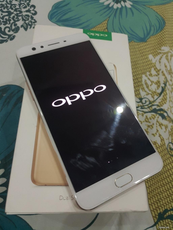 Oppo F3 Plus like new 99.99% hàng chính hãng Oppo VN BH 11 tháng - 1