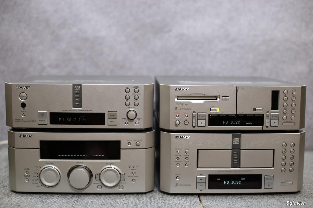 Máy nghe nhạc MINI Nhật đủ các hiệu: Denon, Onkyo, Pioneer, Sony, Sansui, Kenwood - 21