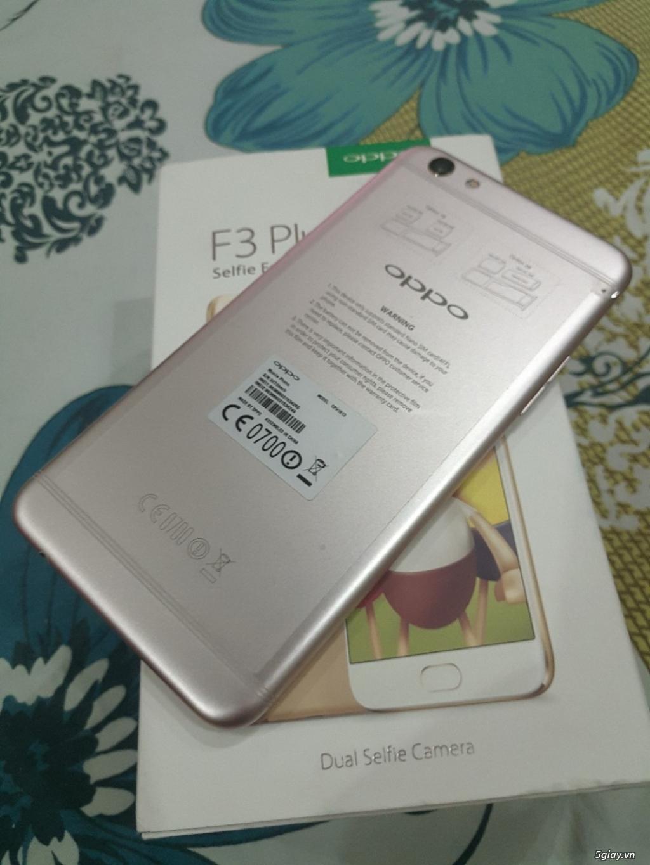 Oppo F3 Plus like new 99.99% hàng chính hãng Oppo VN BH 11 tháng - 5