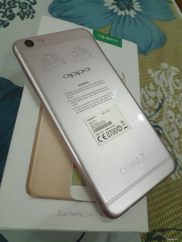 Oppo F3 Plus like new 99.99% hàng chính hãng Oppo VN BH 11 tháng - 7