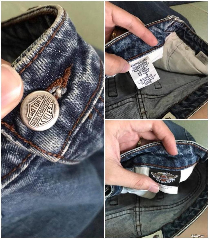 Quần jean si đa ( 2hand ) của các hãng Ông địa , D&G , A/X...  nhập từ USA , Italy ... - 4