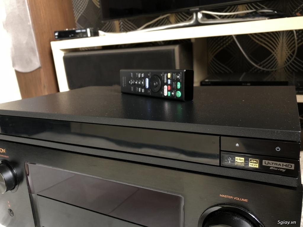 Receiver và ampli (nghe nhạc & xem phim-3D-dtsHD-trueHD-HDMA)loa-center-sub-surround. - 31