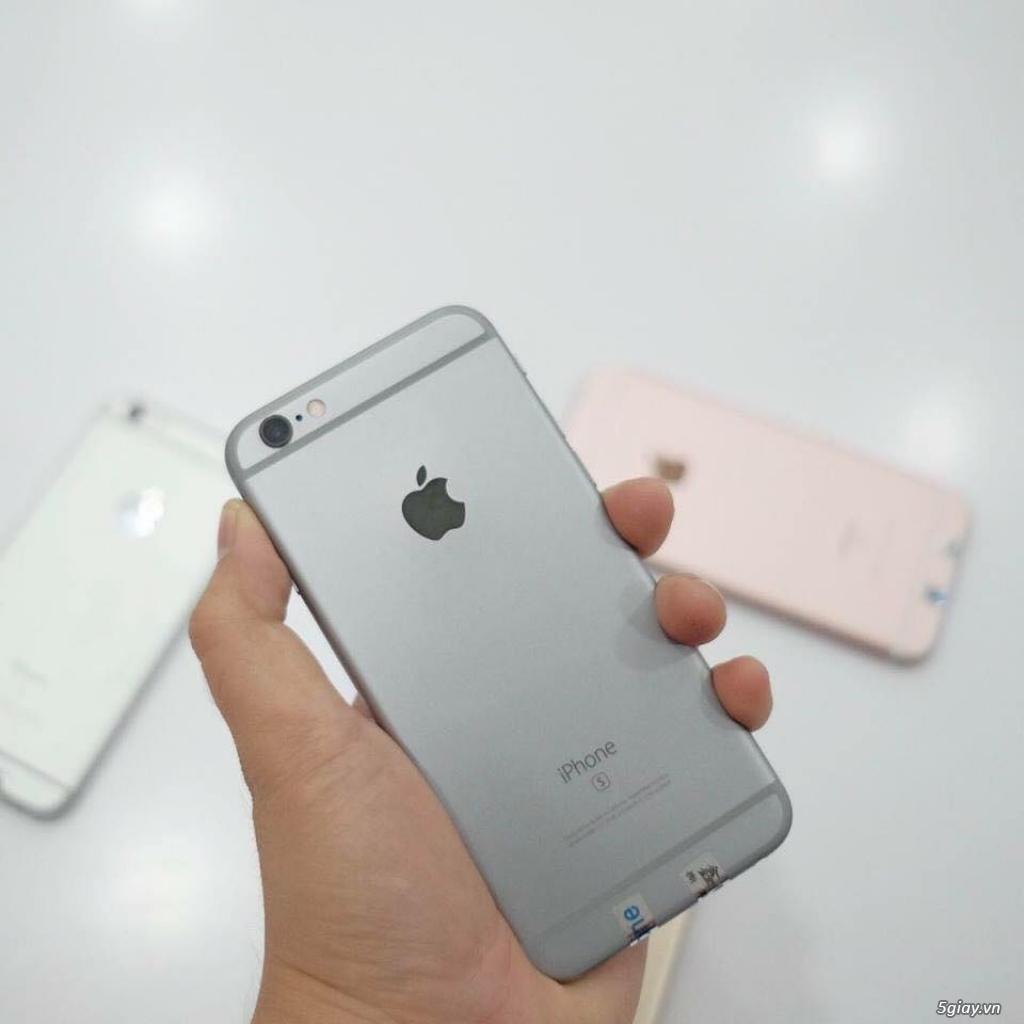 iPhone 6S 64GB Quốc tế máy đẹp 99% zin all - 1
