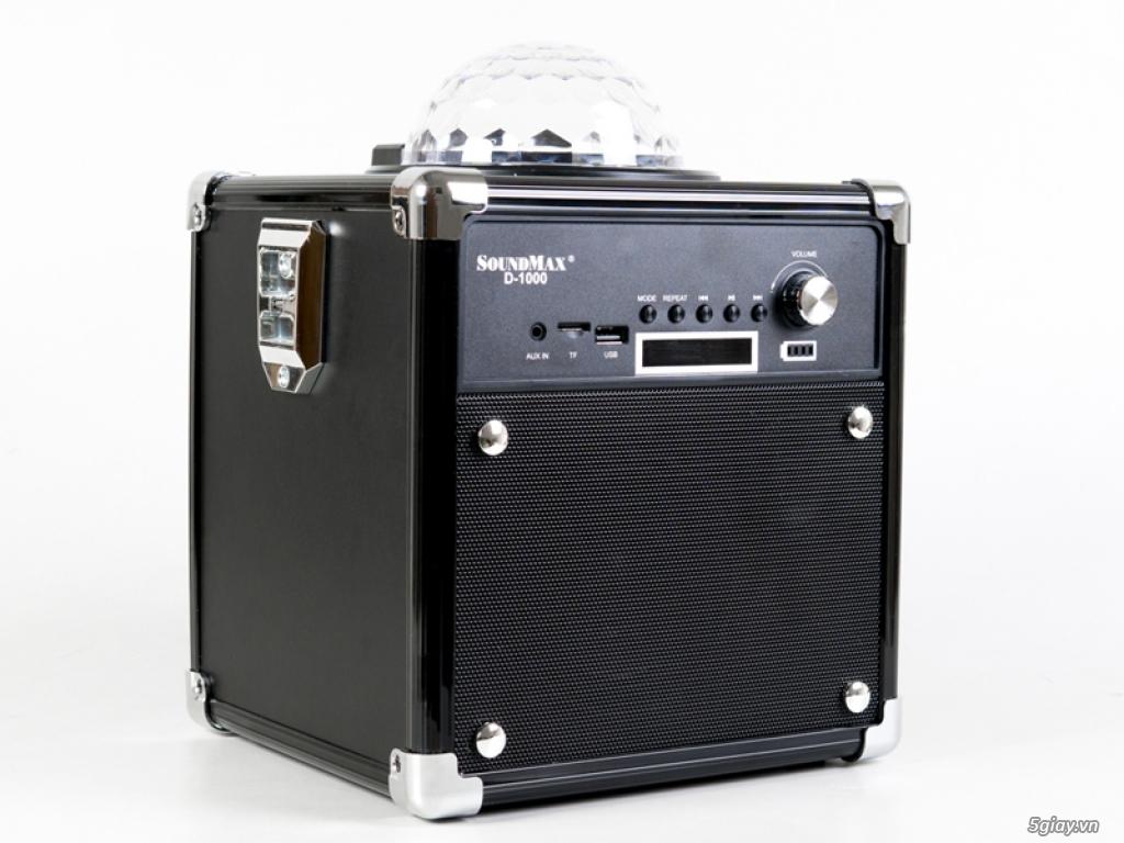 SoundMax D-1000 – Cho cuộc vui thêm trọn vẹn - 226674
