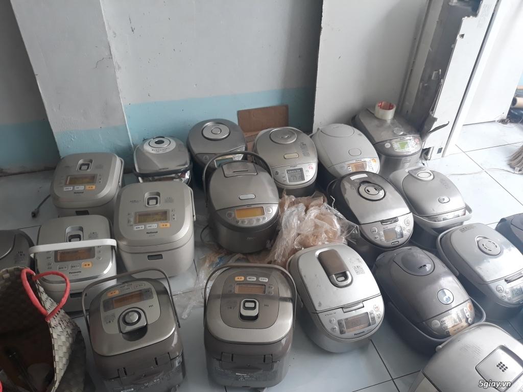Nồi cơm -quạt-tủ lạnh-máy giặt-máy lạnh nội địa - 4