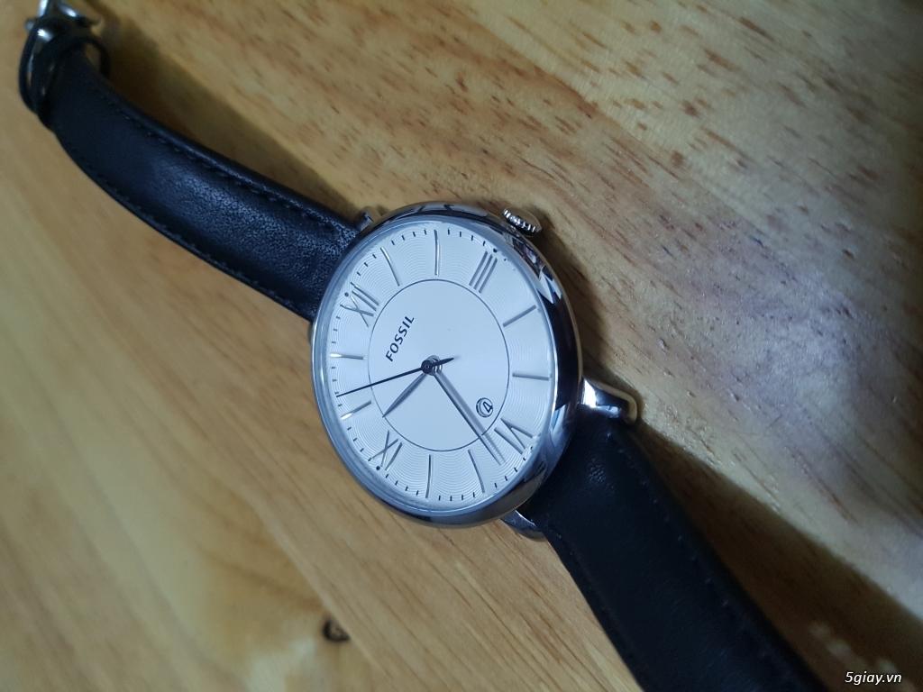 Bán đồng hồ Fossil nữ - 2