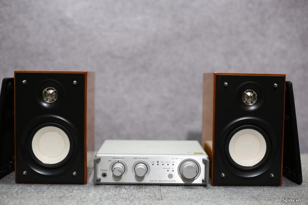 Đầu máy nghe nhạc MINI Nhật đủ các hiệu: Denon, Onkyo, Pioneer, Sony, Sansui, Kenwood - 16