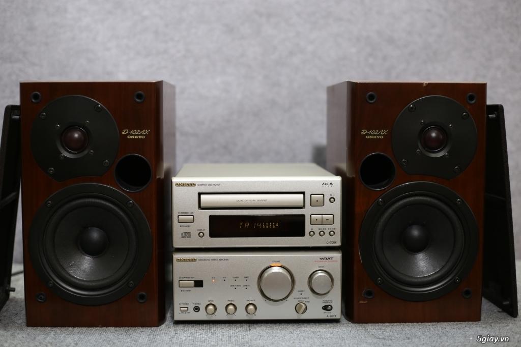 Máy nghe nhạc MINI Nhật đủ các hiệu: Denon, Onkyo, Pioneer, Sony, Sansui, Kenwood - 44