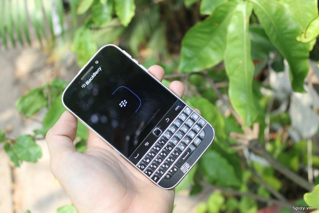 Blackberry Classic Q20 giá rẽ - 6