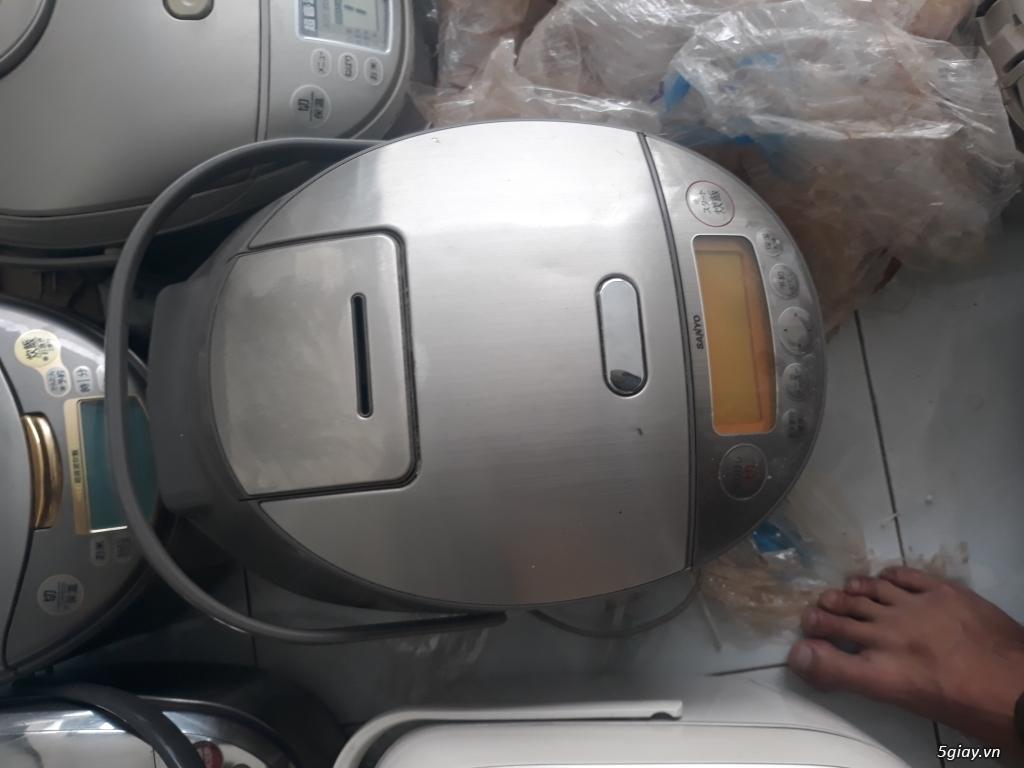 Nồi cơm -quạt-tủ lạnh-máy giặt-máy lạnh nội địa - 3