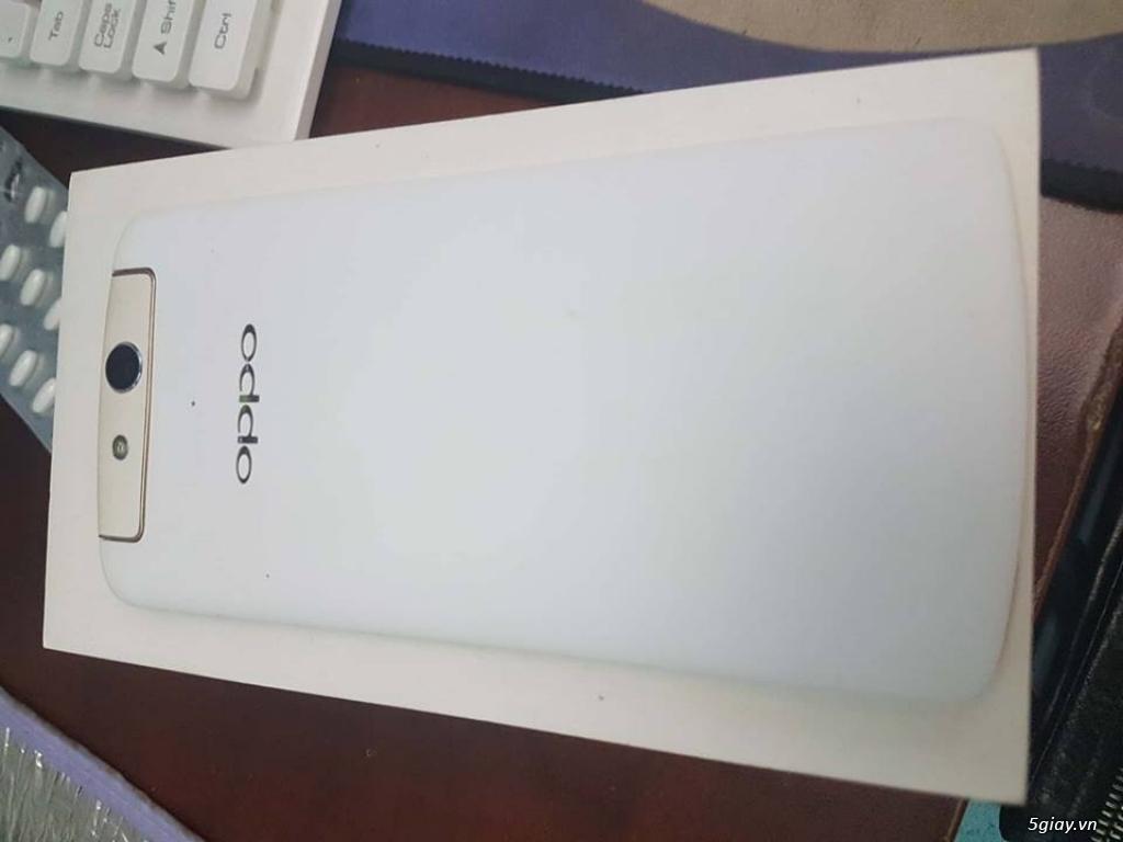 [đã sử dụng] Oppo N1 Mini - tặng bao da - Full Box