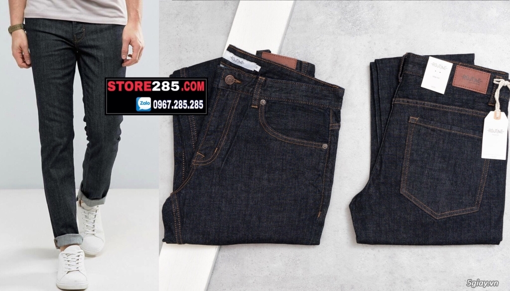 STORE285 - Thời trang VNXK: Áo thun, áo sơ mi,... đơn giản phù hợp mọi đối tượng giá chỉ 150k - 280k - 19