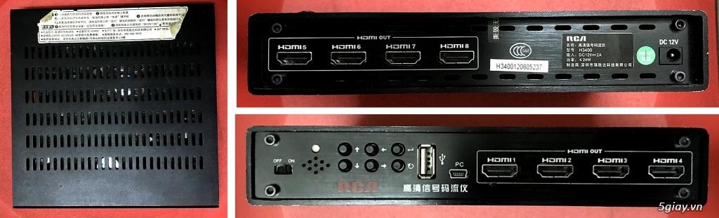 Box chống nhĩu/lọc điện,Biến áp cách li,DVD portable,LCD mini,ampli,loa,equalizer.... - 17