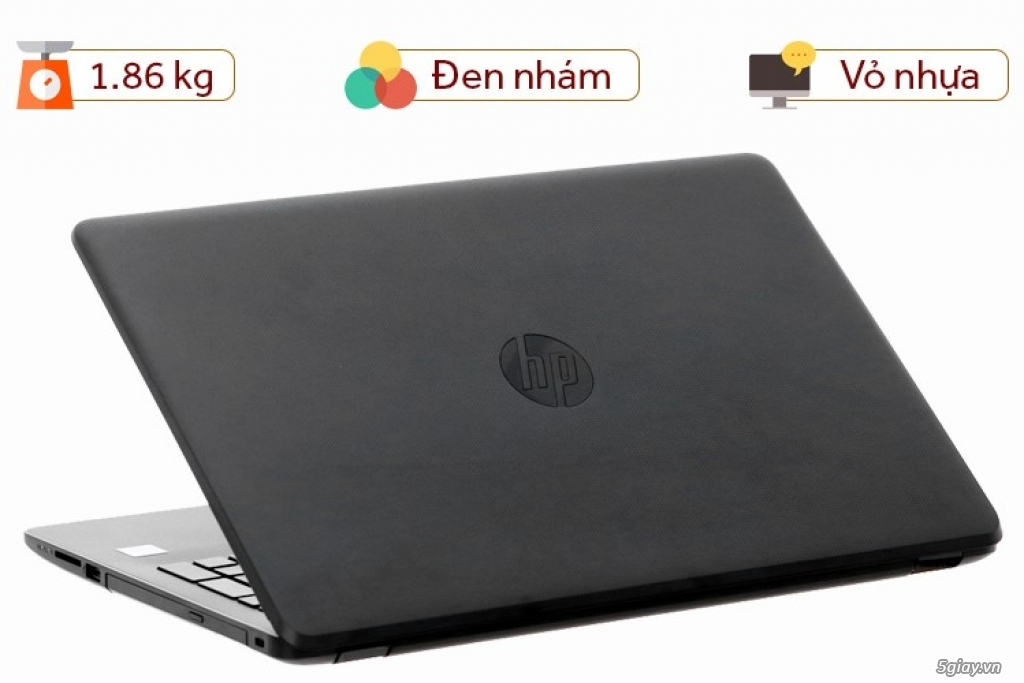 Hp 15-bs571TU I3-6006U/Ram 4G/1T/15.6/Like New 99%/Còn BH 09-2018 - 9