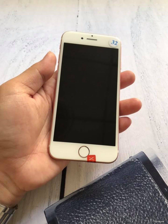Iphone 7 32G quốc tế zin nguyên hình thức đẹp leng keng xà beng còn - 7