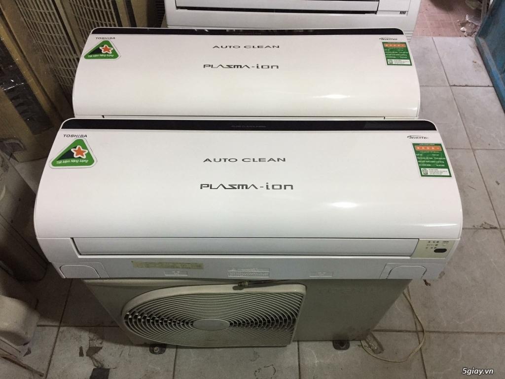 Điều Hoà DAIKIN,TOSHIBA hàng Nội Địa Nhật cũ inverter  gas R410A-R32đời víp 2016-2018 giá rẻ mới 90% - 22