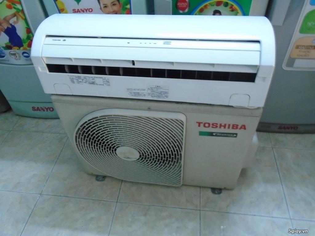 Điều Hoà DAIKIN,TOSHIBA hàng Nội Địa Nhật cũ inverter  gas R410A-R32đời víp 2016-2018 giá rẻ mới 90% - 19