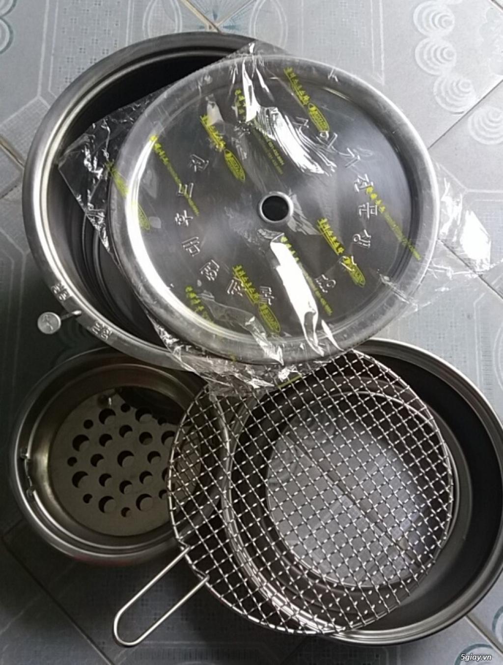 Cung cấp các loại bếp nướng than hoa không khói giá rẻ tại hà nội - 12