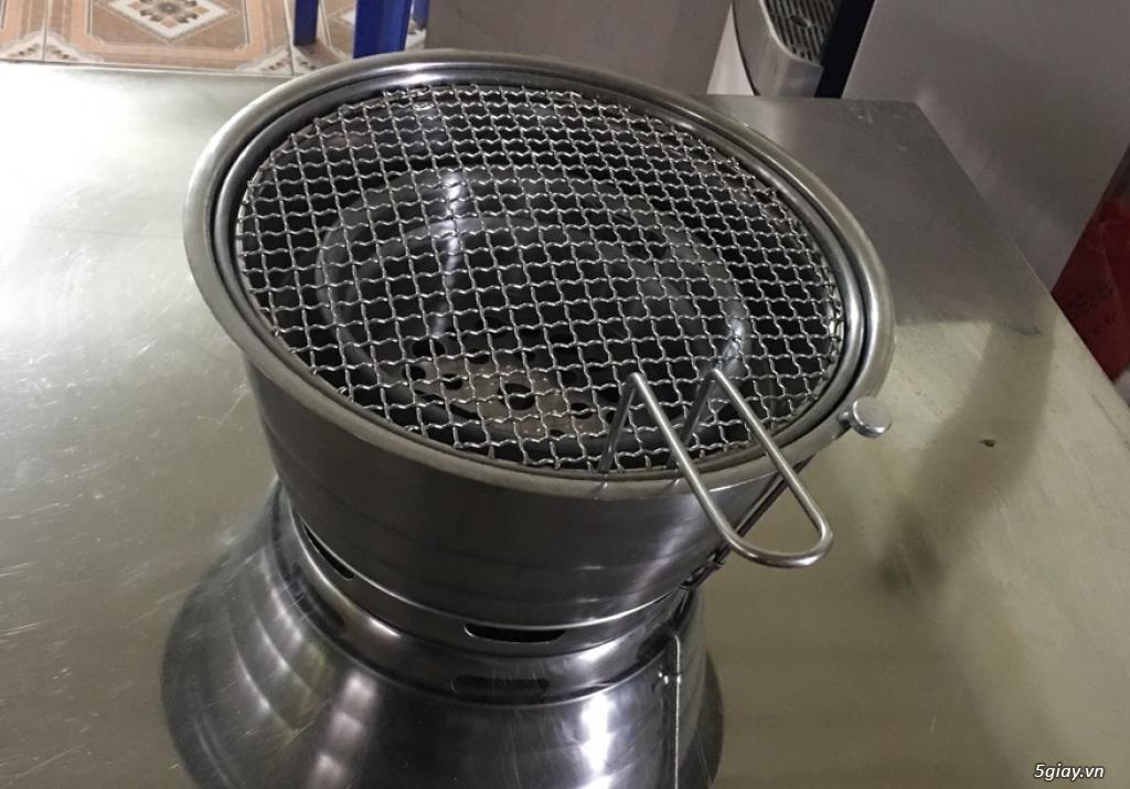 Cung cấp các loại bếp nướng than hoa không khói giá rẻ tại hà nội - 16