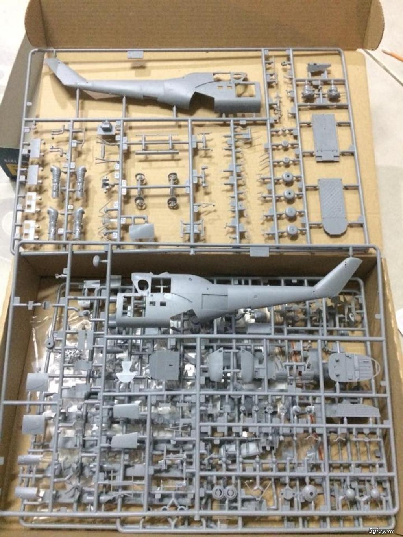 Bán mô hình lắp rắp đồ chơi người lớn. - 13
