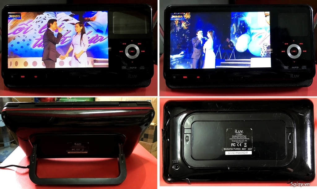 Box chống nhĩu/lọc điện,Biến áp cách li,DVD portable,LCD mini,ampli,loa,equalizer.... - 27