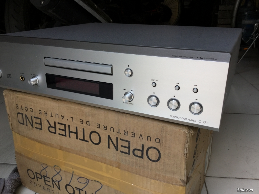 Ampi Pioneer a9mkii/CD PD6mkii 100v. - 20