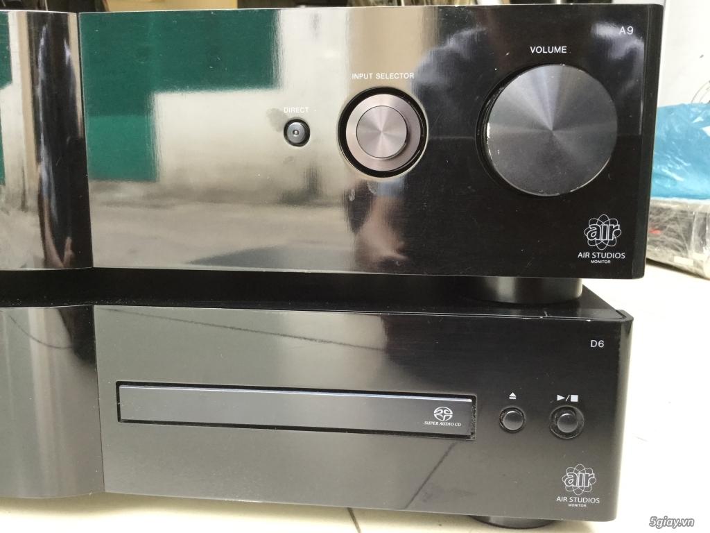 Ampi Pioneer a9mkii/CD PD6mkii 100v. - 15