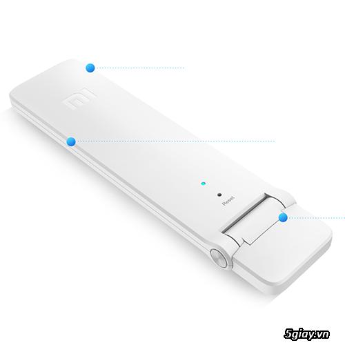 Bộ Kích Sóng Xiaomi Repeater 2 - Bh 3t